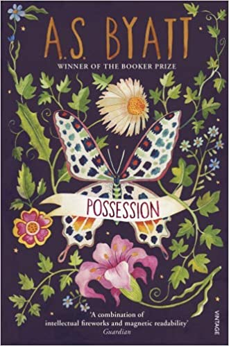 COVER image of A.S. Byatt's Possession