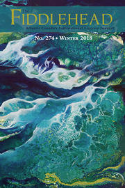 Cover of The Fiddlehead No. 274
