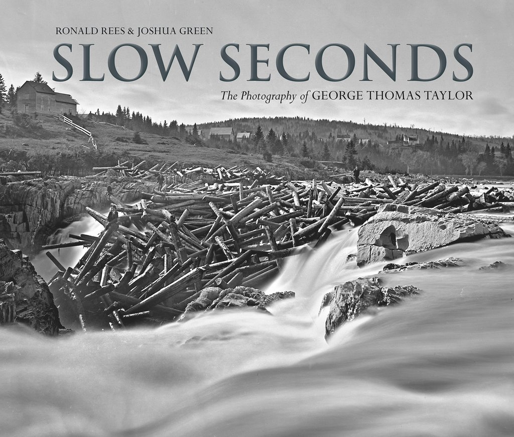 Cover of Slow Seconds: The Photography of George Thomas Taylor