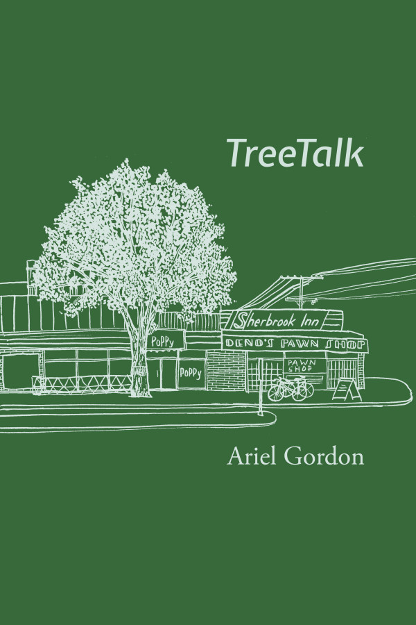 Cover image of TreeTalk by Ariel Gordon