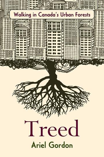 Cover image of Treed by Ariel Gordon