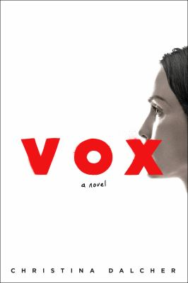Cover image of the novel VOX