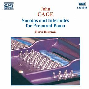 John Cage Sonatas and Interludes