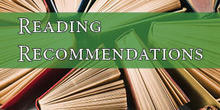 Image of Header entitled Reading Recommendations