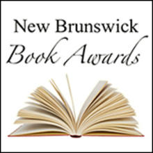 Logo for the New Brunswick Book Awards